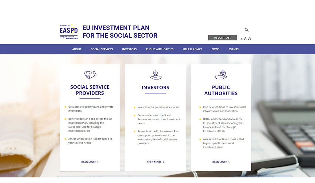 Social investment project